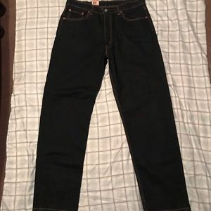 Levi's 550 jeans new with tags size 36/34
